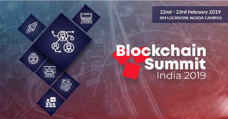 blockchain summit 2019