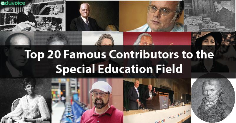 Top 20 Famous Contributors