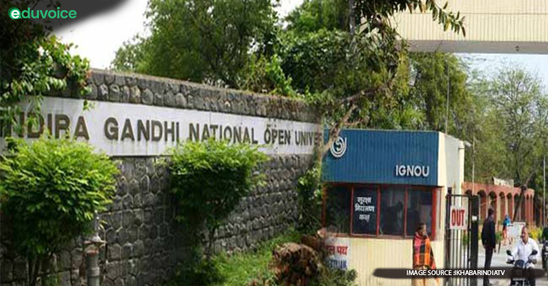 IGNOU and Health Ministry