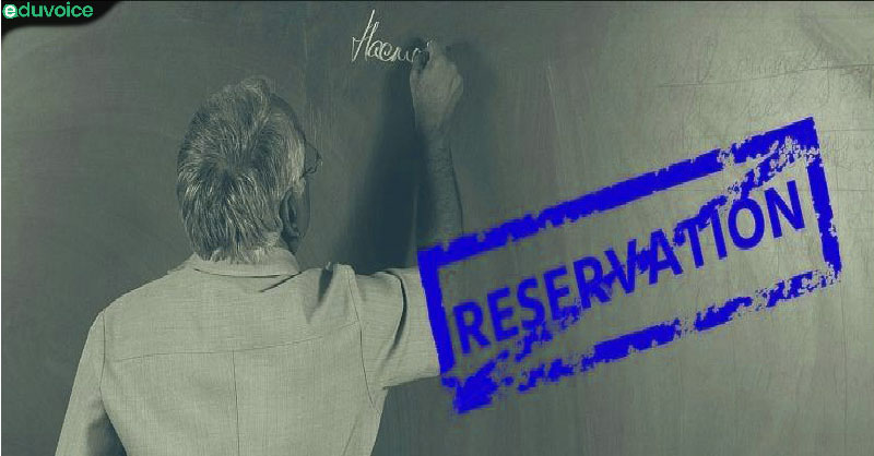 Reservation In Universities