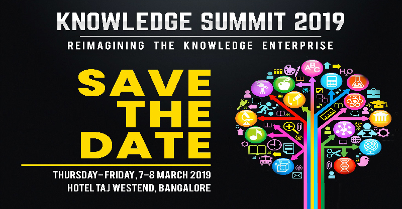 CII-KNOWLEDGE SUMMIT
