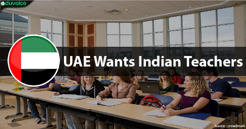 UAE wants Indian teachers